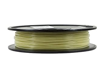 Monoprice 112506 Premium 3D Printer Filament PVA 1.75 mm .5 kg/Spool, Dissolvable