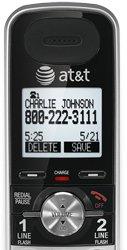AT&T TL88102 + (6) TL88002 7 Handset Cordless Phone (2 Line) DECT 6.0