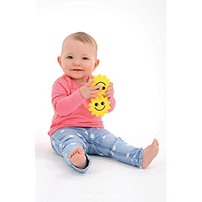 Galt Ambi Toys, Twin Rattle: Toys & Games