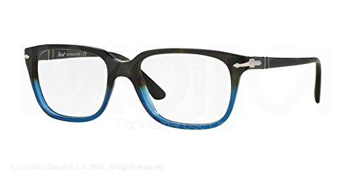 PERSOL Eyeglasses PO 3094V 9029 Havana Gradient Blue - Persol Buy Eyeglasses