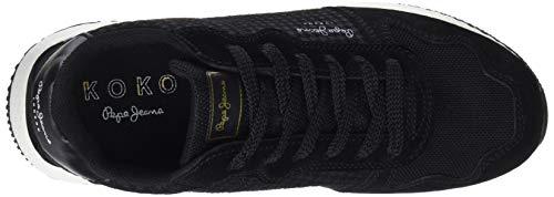 black Femme Noir Gales Koko Basses 999 Baskets Jeans Pepe nxwvZOqq