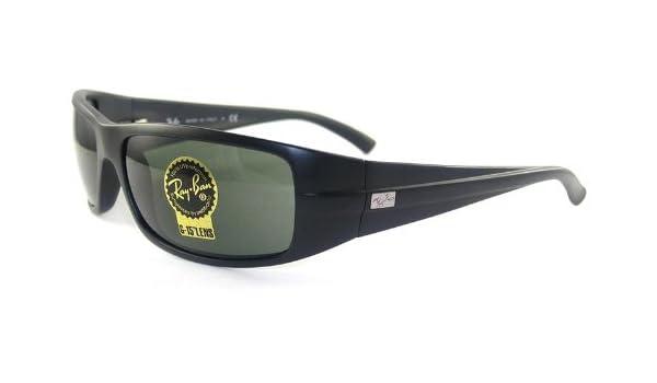 Ray-Ban Gafas de Sol MOD. 4057 601S Negro: Amazon.es: Ropa y ...