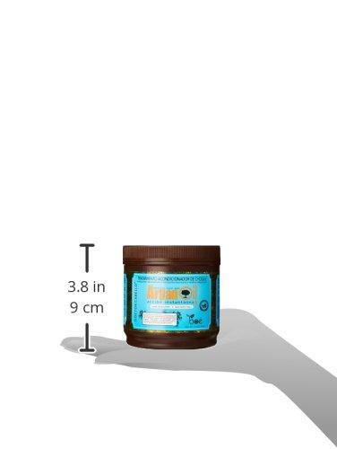 Amazon.com : Argan Oil Moroccan Liquid Gold Hair Care Treatment, 16 Ounce (3PCS & SHEA-BUTTER) : Beauty