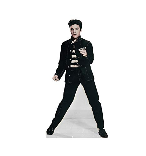 Advanced Graphics Elvis Presley Life Size Cardboard Cutout Standup (Graphic Funny Greatest Worlds)