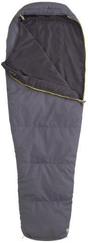 55合成Sleepingバッグ、regular-left、グレー
