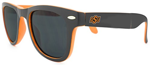 Ncaa Oklahoma State Cowboys Glass - NCAA Oklahoma State Cowboys Game Day Sunglasses with Microfiber Carrying Case/Pouch - Fully Folding