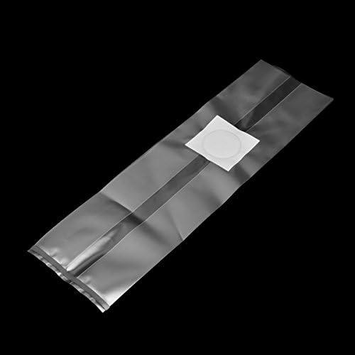 Bolsa de cultivo de setas de PVC Libelyef 10//20//50 unidades sustrato de alta temperatura m/últiples opciones resistente a altas temperaturas