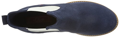 Chelsea Oliver Boots 25335 s Navy Women's Blue 8qdxBqnPg