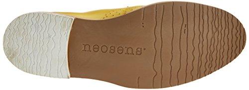 Neosens S091, Scarpe Stringate Oxford Uomo Giallo (Ceylon Yellow)