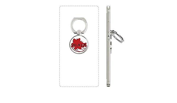DIYthinker Palabras Japón Sakura Ninja Silueta del teléfono ...