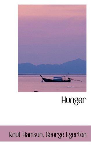 Read Online Hunger PDF