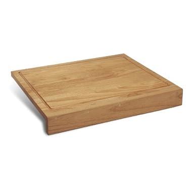 Blanco 440153 Countertop Cutting Board, Red Alder