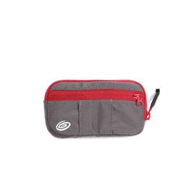 Timbuk2 Shagg Accessory Bag (Gunmetal/Rev Red, Small), Outdoor Stuffs
