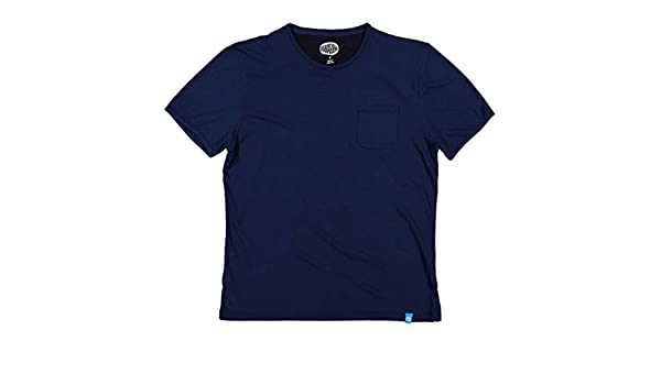 eb6d17a54 Panareha Men's Margarita Pocket t-Shirt Navy | Amazon.com