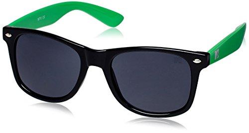 MTV Wayfarer Sunglasses (Black) (MTV-1034|104/107|FREESIZE)