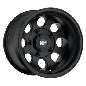 Pro Comp Xtreme Alloys (Pro Comp Wheels PRO COMP XTREME ALLOYS SERIES 7069 FLAT BLACK WHEELS 7)
