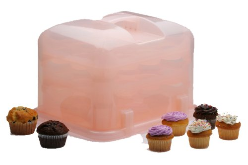 Cupcake Courier 36 Cupcake Plastic Storage Container