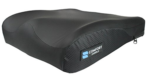 (M2 Zero Elevation Saddle Type Cushion With Gel (18