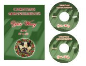 Price comparison product image Christmas Piano Arrangements (2 DVDs,  1 Book)