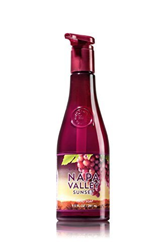 Bath & Body Works Decorative Hand Soap Napa Valley Sunset ()