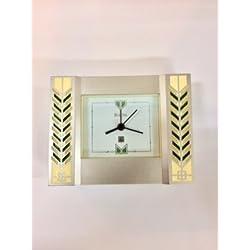 BULOVA Clock Frank Lloyd Wright Design