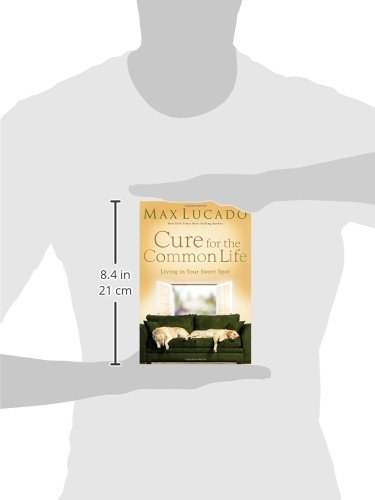Cure for the Common Life: Living in Your Sweet Spot: Max Lucado ...