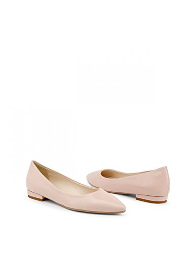 Pink in Mare Made flats Pink Nappa Mare Italia Women Ballet PqnZBF