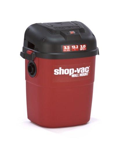Shop-Vac Wall Mount Vacuum - 3.0HP 3940100