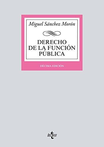 Derecho De La Función Pública Derecho Biblioteca Universitaria De