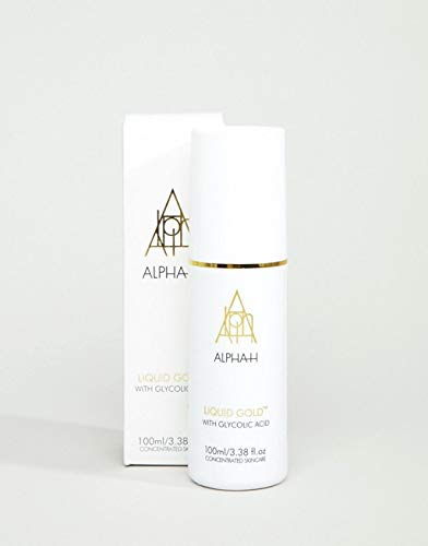 Alpha-H Liquid Gold - Resurfaces Skin Tone, Age Spots, Acne Scars with Glycolic Acid (100 ()