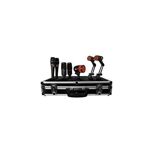 Heil Sound HDK-7 Drum Microphone Kit (Heil Pro Set)