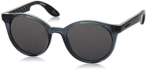 Carrera Kids Wayfarer Sunglasses, Gray Black/Gray, 46 - Carrera Sunglasses Kids For