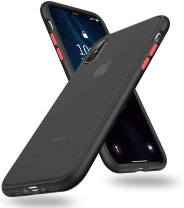 A rtistque Back Cover for Apple iphone X  TPU Black