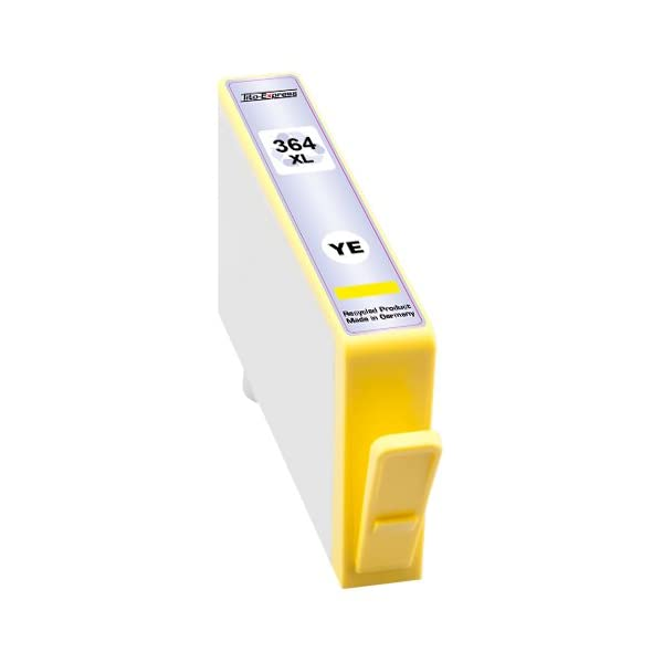 platinumserie Impresora Cartuchos de Tinta XXL con chip compatible con HP 364Black cian Magenta Yellow 6