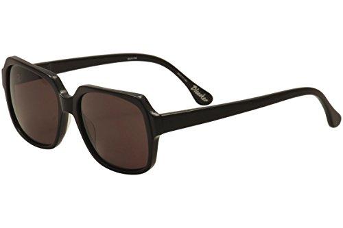 Elizabeth & James Bleecker EJS1112 EJS/1112 BL01-7M Black Sunglasses - Sunglasses 1112