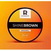 BYROKKO - Shine Brown - Premium tan-boosting cream (190 ml)