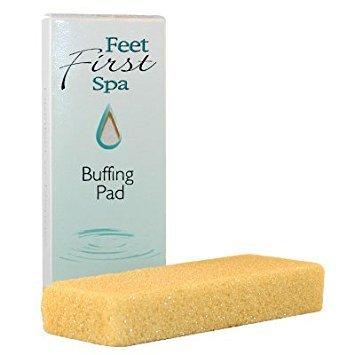 Feet First Buffing Pad - Feet First Spa