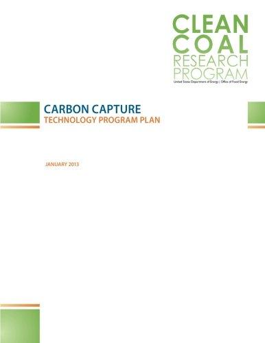 Download Carbon Capture: TECHNOLOGY PROGRAM PLAN pdf epub