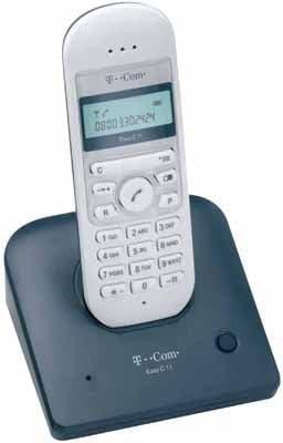 Easy C11 – Teléfono inalámbrico – DECT GAP: Amazon.es: Electrónica