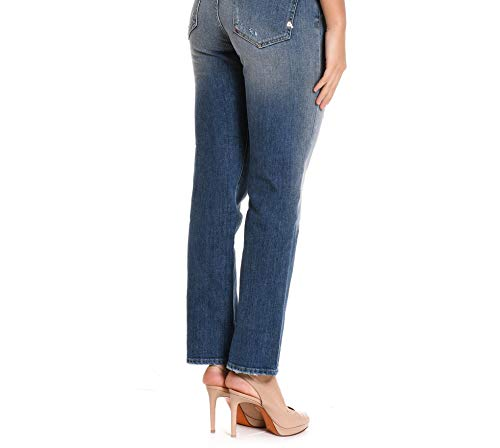 Cycle Blu Donna Jeans Cotone Wpt607tubed0008l0023 P7P1waqF