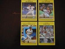 Don Mattingly - 1991 Fleer Baseball Card - New York Yankees / LA Dodgers