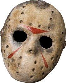 [Jason Vorhees Hockey Mask] (Jason Vorhees Masks)