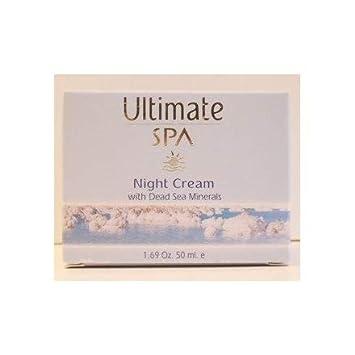 Ultimate Spa Night Cream with Dead Sea Minerals