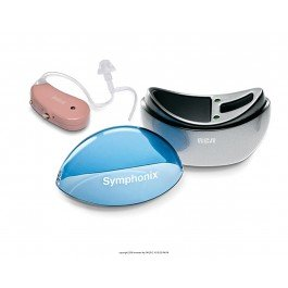 RCA Symphonix Rechargable Personal Sound Amplifier With Case-NA - Each 1