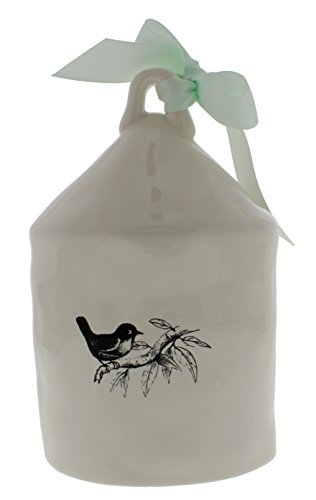 Rae Dunn Artisan Collection by Magenta Ceramic 'CHIRP' Birdhouse