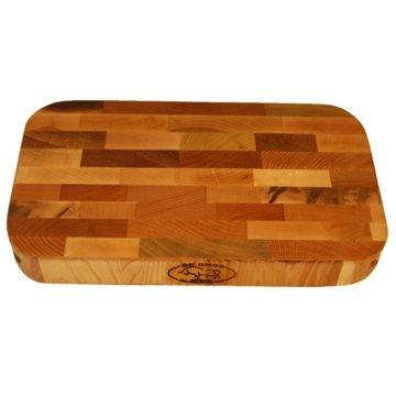 End Grain Cutting Board 12