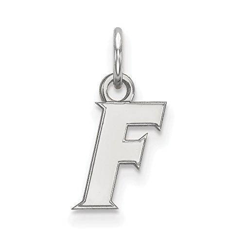 Sterling Silver LogoArt University of Florida XS Pendant