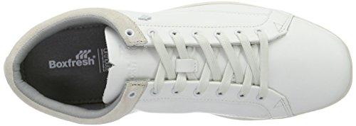 Sneakers Boxfresh Losium bianche Lea uomo Sh da basse Wht wH1xAIqOH