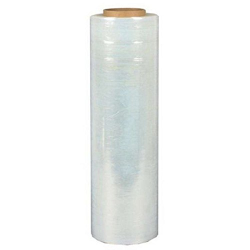 (Amt PrimeTac EP Series Co-extruded Design Shrink Stretch Film, 19.7 in x 5000 ft, 80 ga, Clear)