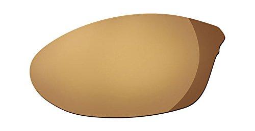 Dash XP Replacement Lenses / Replacement Lenses: Polarized Bronze Reflex (Brown) (Bronze Reflex Brown Lens)